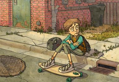 Longboard Kid