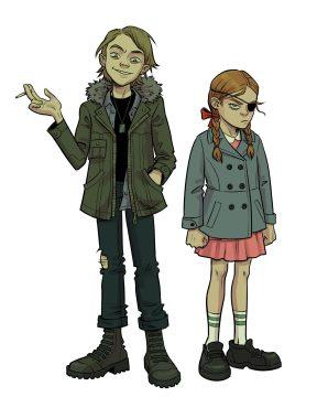 Sloane & Lizzy